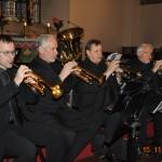 Kirkkokonsertti/ trumpetit