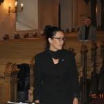 Kirkkokonsertti/ kapellimestari Anne