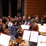 PP 40-vuotiskonsertti, lavalla