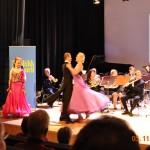 PP 40-vuotiskonsertti, tanssijat